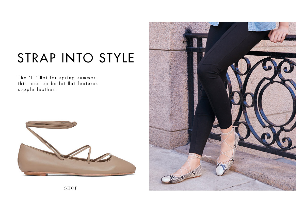 Strap Into Style
